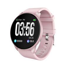 Reloj Inteligente de Deporte Presión Arterial Frecuencia Cardiaca Calorias Para Mujeres Niñas