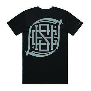 Hourless Tall Tee (T-Shirt) Mens S M L XL XXL BLACK Tattoo Vans Afends Vans RVCA