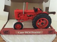 Case DC 4 Tractor Wide Front End 1/16 Scale Liberty Classics by Spec Cast