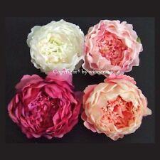Silk Peonies Wedding Single Flowers