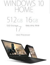 Laptop ASUS 2-in-1,16GB RAM, 512SSD