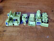 Transformers G1 Constructicons Devastator Lot Takara Vtg 1984