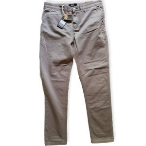 Diesel Marley Chinos Mens Trousers Truffle Grey Size W34 L32