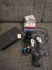 Playstation 2 Konsole Singstar mit vielen Spielen