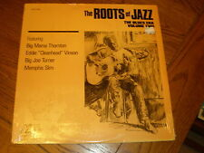 The Roots Of Jazz LP The Blues Era Volume 2 SEALED