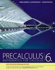 Precalculus Mathematics For Calculus  - by Stewart