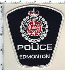 Edmonton Police (Canada) Shoulder Patch from 1990