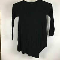 Olivia & Grace Womens Black Pullover Sweater L *NWT*