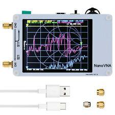 Nuovo 50KHz-900MHz Vector Rete Analizzatore Nano Vna Kit Vhf Uhf Antenna 5V