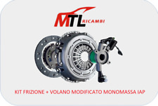 KIT FRIZIONE E + VOLANO MODIFICATO MONOMASSA IAP TOYOTA RAV 4 RAV4 2.0 D4 85 KW