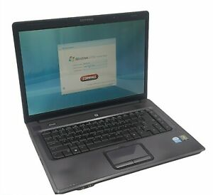 """HP Compaq Laptop Notebook Presario C700 Intel Pentium Dual Core T2310 15.4"""""""