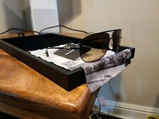 """Chrome Hearts """"HANK"""" Model Sunglasses. 100%AUTHENTIC And BRAND New"""