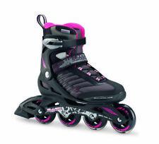 Rollerblade Zetrablade W 2015 Black/pink Womens Inline Skates Size 8 M