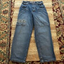 PARASUCO Extreme Fit Men's Urban Jeans 34 X 33 Embroidered Logo 100% Cotton A26