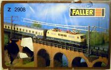 FALLER Z-spur Halterungen für Oberleitungsmasten 2908