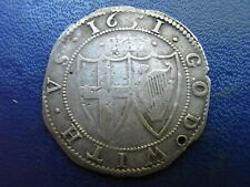 More details for commonwealth shilling 1651 sun mintmark