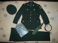 Obsolete 07's series China PLA Hong Kong Army Man Soldier Uniform,Set