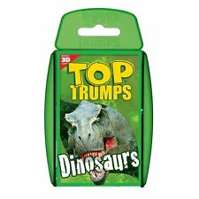 Top Trumps Dinosaurs- Card Game