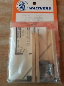 Walthers, Interior for Athearn Postal - Baggage Car, #933-722 NEW