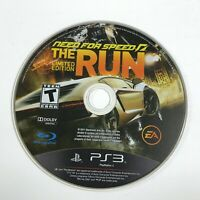 Need for Speed: The Run -- Limited Edition Sony PlayStation 3,  PS3 Disc Only