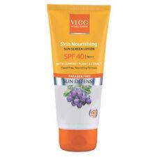 10 x VLCC Skin Nourishing Sun Screen Lotion - SPF 40 PA+++ (100 gm ) Each