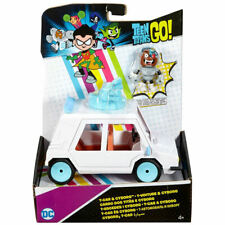 Teen Titans Go! T-Car & Cyborg Action Figure and Vehicle