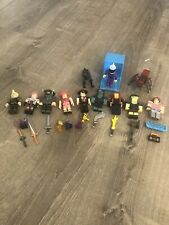 Lot of Roblox Figures And Accessories & Weapons Toy Swords Roblocks