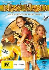 Nim's Island (DVD, 2008) - New/Sealed