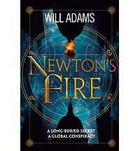 Newton's Fire by Will Adams (Paperback) New Book
