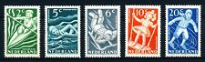 NETHERLANDS . 1948 Child Welfare (B189-193) . Mint Never Hinged
