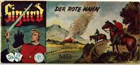 SIGURD Nr. 195 - Der Rote Hahn - Org. W. Lehning Piccolo (1953-60)