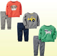 Sweater & Pants Carter's Baby Boys'  Warm 2 Piece Set Outfit NWT MSRP $34.00