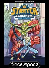 STRETCH ARMSTRONG & FLEX FIGHTERS #1A (WK05)
