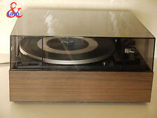 Vintage Turntable Record Player DUAL CS 10. Dual 1210. Made In Germany.