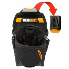 ToughBuilt Drill Holster Tool Bag Storage Cliptech Pouch TB-CT-20-LX