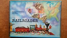 Railroader  Board Game Waddingtons (1963)