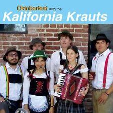 Octoberfest With The Kalifornia Krauts - Kalifornia Krauts (2013, CD NEU)