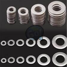 105Pcs Stainless Steel Washer M3 4 5 6 8 10 Metric Assortment Set