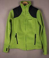 COLUMBIA Damen Freizeit Reißverschluss Fleece Pullover Größe M ASZ1033