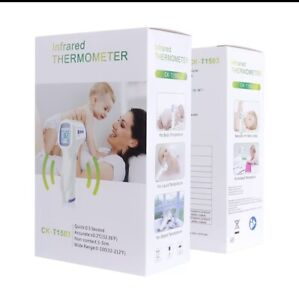 Non-Contact Infrared Body Thermometer (HTD8813)