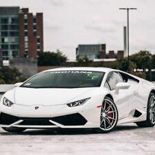 "20"" Rohana RFX13 Silver 20x9 20x11 Concave Wheels Rims Fits Lamborghini Gallardo"