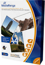 MediaRange Hochglanzbeschichtetes Fotopapier A4 (210 X