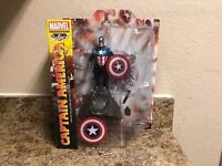 Diamond Select Toys DST Marvel CAPTAIN AMERICA Action Figure NEW