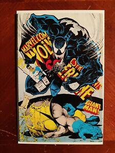 Marvel Comics Presents #117 First Meeting Venom & Wolverine Key Comic Book