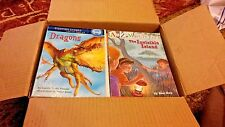 58 chapter books RL 2.5 to 5  all boy themed A to Z mysteries, Encyclopedia Bro