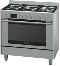 Bosch Series 8 HSB838357A 90 cm Dual Fuel Oven/Stove