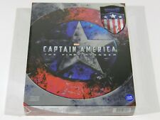 Captain America The First Avenger (3D+2D) Blu-ray Steelbook KimchiDVD #55/1300