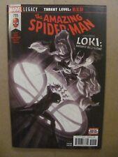 Amazing Spider-Man #795 Marvel Legacy B&W 3rd Print Variant Red Goblin 9.6 NM+