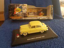 SIMCA Aronde 1957 Nostalgie 1/43