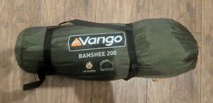 Vango Banshee 200 - 2 man camping tent + one entrance model.